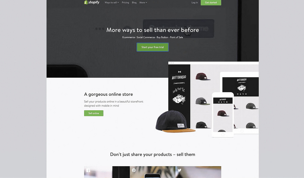 Is selling online too complex and competitive for your small business? Shopify makes us think again